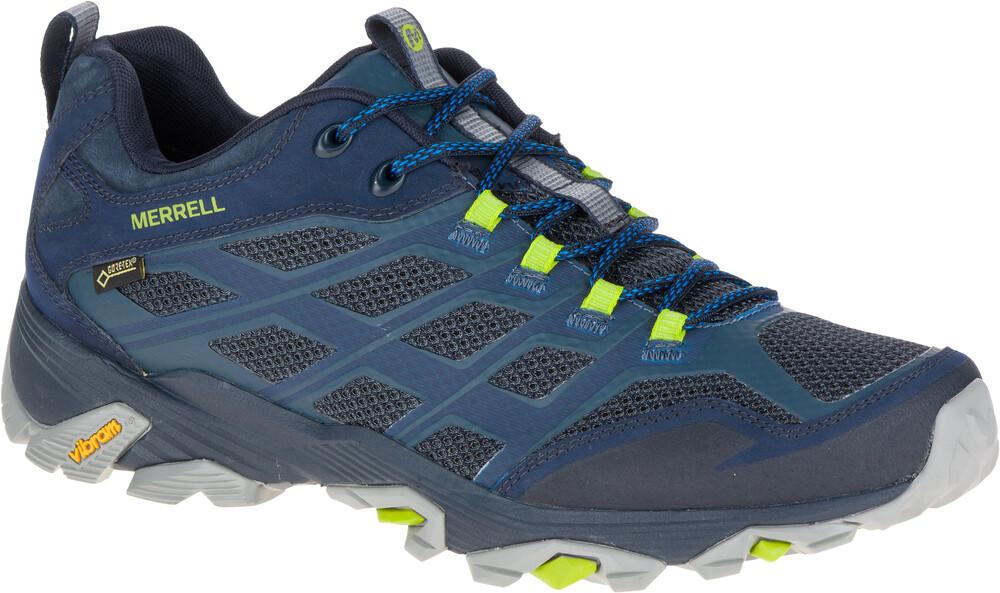 Merrell Moab FST GTX Chaussures bleu